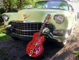 Cadillac si chitara