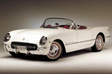 Chevrolet Corvette decapotabila 1953
