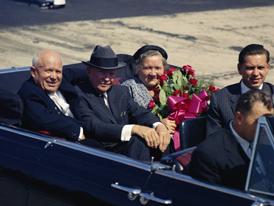 Nikita Hrusciov in Statele Unite