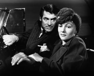 Cary Grant, Suspicion