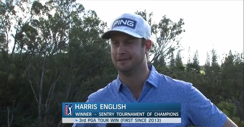 Harris English